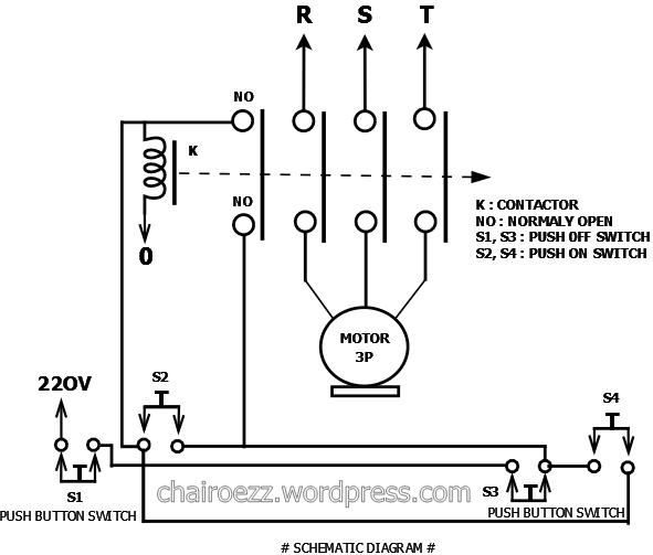 schematic diagram mencoba untuk bisa