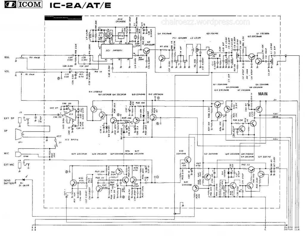 Schematic Diagram | Mencoba Untuk Bisa